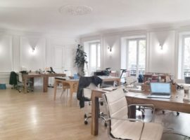 Bureau / Local professionnel 280 m² à paris opera 14 600 €